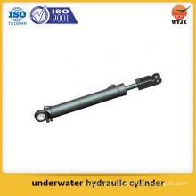 Quality assured piston type underwater hydraulic cylinder for marine