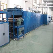 nonwoven thermal-bonded wadding machine