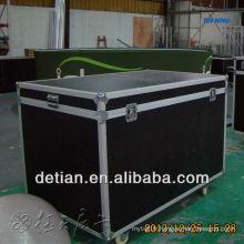 boîtier en aluminium pour équipement de salon