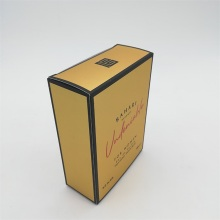 Custom Cosmetic Packaging Reverse Tuck Box Printing
