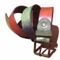 Vintage Men's Casual Bronze Pin Buckle Belt