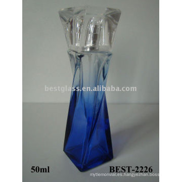 Botella de perfume hermosa 50ml