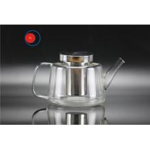 Teapotpot de vidrio de borosilicato nuevo producto