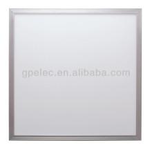 Ultrafino cuadrado 36W Panel de luz 600 600