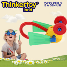 Plastic Educational DIY Kids Toy for Brain Training
