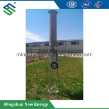 Industrial Waste Gas Burning Flare Torch for Wastewater Treatment Plant