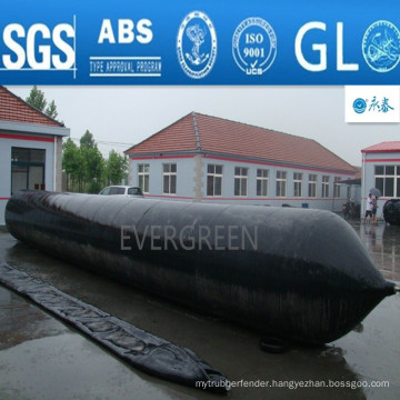 ISO 14409 Certified Inflatable Rubber Marine Airbag for Ship Launching