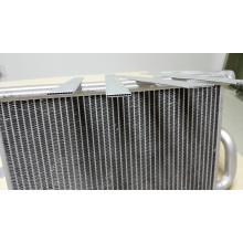 Tubo de condensador de alumínio Micro-Multiport para trocador de calor para automóveis