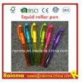 Plastic Liquid Fountain Pen with Nice Mulit Color