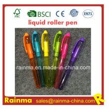 Plástico pluma líquida con buen color Mulit