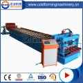 Zinc Glazed Efficiency High Efficiency Machine Untuk Panel Dinding