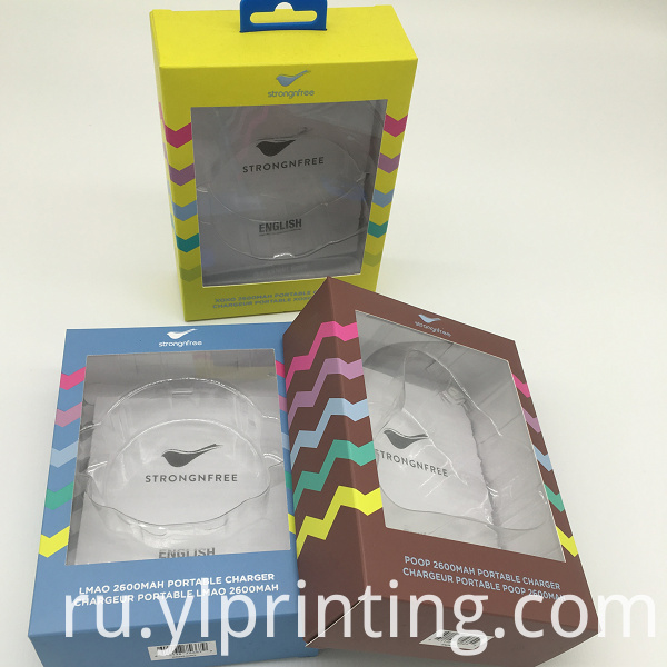 Rigid Packaging Box