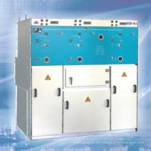 11kV Tablero aislador de gas GIS RMU Anillo Unidad principal