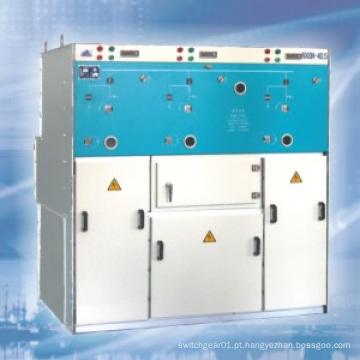 11kV Aparelho de isolamento a gás GIS RMU Anel Unidade principal