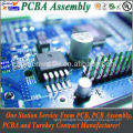 pcba pcb assembly smt & dip pcb assembly with switches and RGB LEDs charger pcb assembly