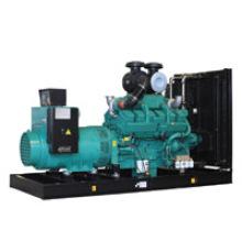 375kVA Cummins Open Frame Diesel Generator Set