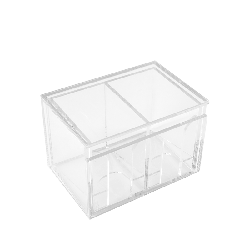 Clear Acrylic Discard Box
