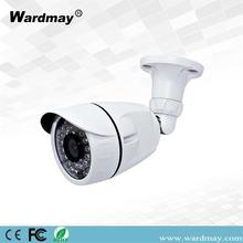 Kamera Pemantauan Keselamatan Video 8.0MP IR Bullet AHD Camera