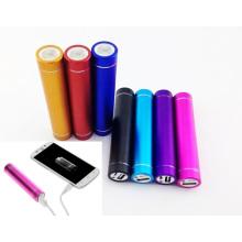 Batería recargable del banco mini LED de la luz de destello, batería del banco de la energía