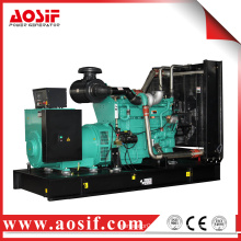 AOSIF AC P3 Diesel electric generator set prices with cummins power generator price list