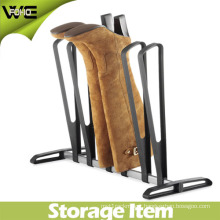 3 Pairs Boot Rack Shoe, Removable Shoe Rack for Boots Run Backward