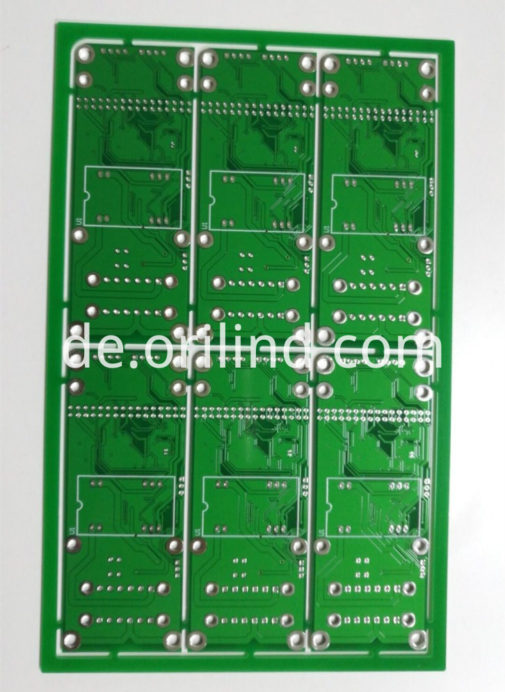 HASL printed wire board