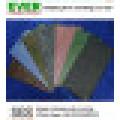 Résistance UV Résistant à l'électrostatique Polyester Tgic Peinture en poudre extérieure Peinture