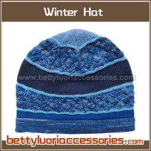 Ladies Fashion Knitted Beanie Hat