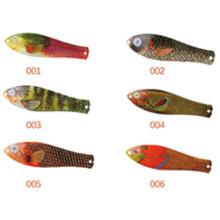 Novas iscas de colher de pesca de alta qualidade