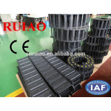 Free sample various RUIAO cable drag chain supplier