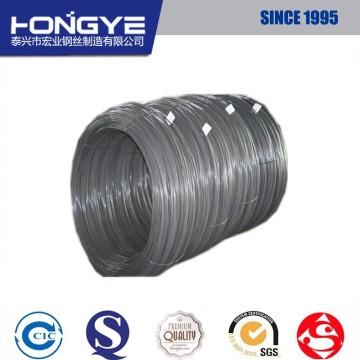Popular Design for for High Carbon Steel Wire DIN 17223 Un Galvanized Spring Mattress Steel Wire supply to Guinea-Bissau Factory