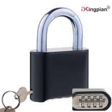 50mm 4 Digital Bottom Code Resettable Combination Lock