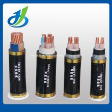 Kupferleiter XLPE isolierte SWA PVC umhüllte elektrische Stromkabel