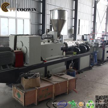 WPC Profile Machine Wood Plastic Composite Production Line