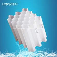 PP Honeycomb Tube Packing / Lamella Schrägrohrsiedler