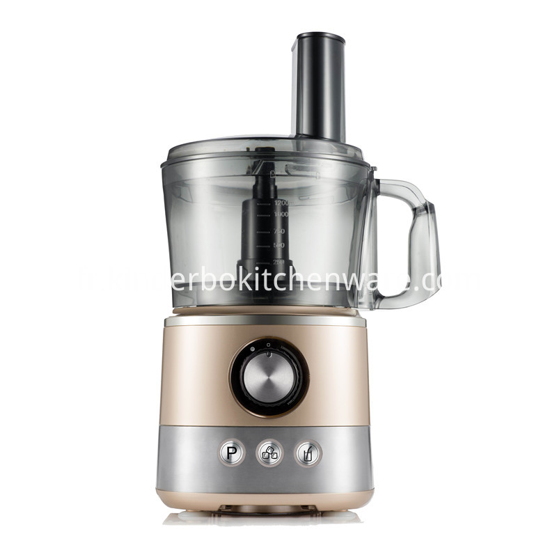 Stainless Steel 20 in 1 Food Processor 1000W