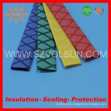 35mm Non-Slip Textured Polyolefin Heat Shrink Tubing