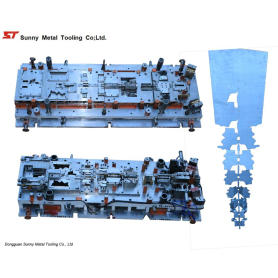 Automotive Stamping Part Weldment-T1066