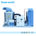 Snow world 1.2T Flake Ice Machines للبيع