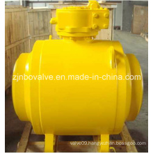 CE Certificated Full Bore Welded Ball Valve (Q31H)