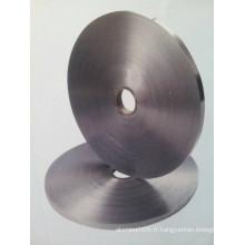 Ruban adhésif en aluminium revêtu de copolymère pour câble