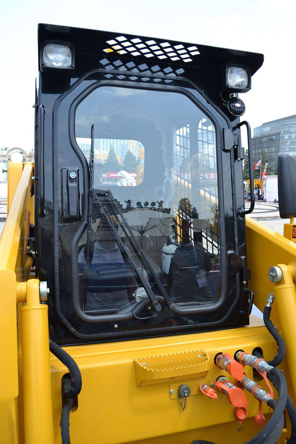 Skid Loader Bobcat