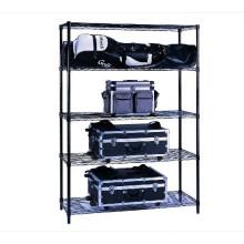 Light Duty Epoxy Storage Wire Racking System (LD12035180A5E)