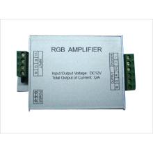 Светодиодная полоска 12V RGB-усилитель (GN-CTL002-A)