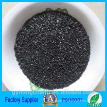 Medios de filtro de carbón antracita / carbón de antracita regado para materiales de tratamiento de agua