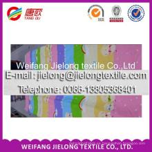 weifang tela de sábana estampada de algodón barato