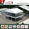 Сверхмощный шатер шатер 10X50m ПВХ для большой партии