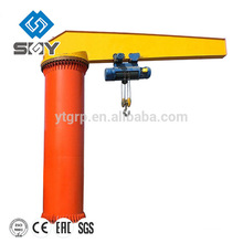 New warehouse 5ton BZD Jib crane