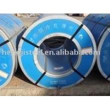 Fornecimento de tiras de aço galvanizado