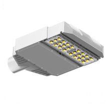 Cool White 6000k 30w Outdoor Led Street Lights Fixtures , Ac 120v 130v